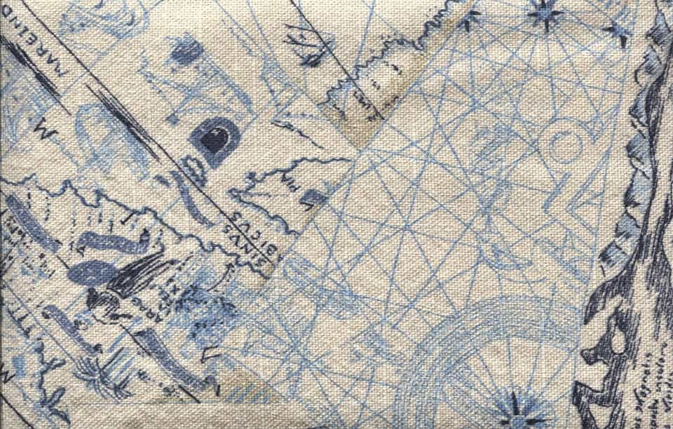 carte nautique