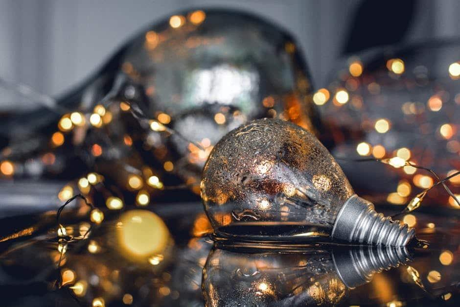 ampoule guirlande