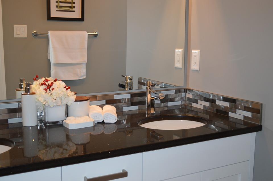 meuble lavabo tiroirs
