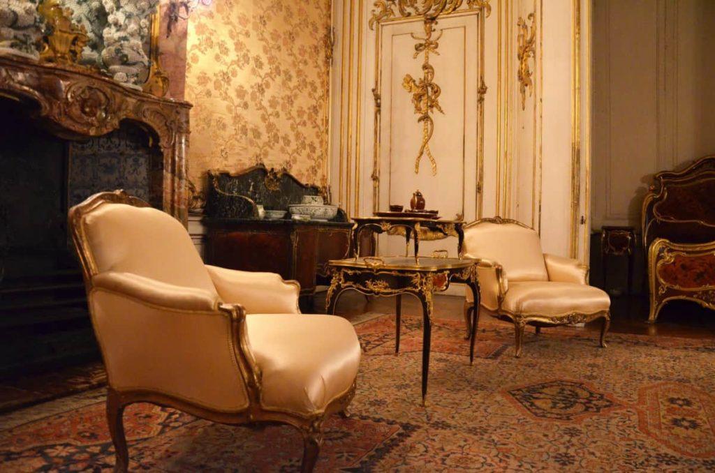 Meubles style Rococo
