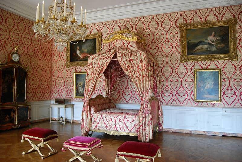 chambre style Rococo