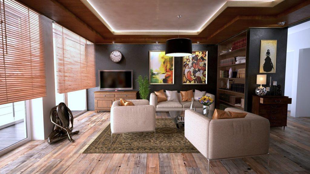 petits meubles pour le salon